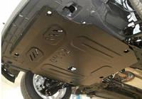Защита двигателя Шевроле Авео / Chevrolet Aveo 2012-