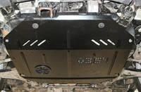 Защита двигателя Шевроле Каптива / Chevrolet Captiva 2011-, фото 1