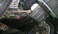 Защита двигателя Шевроле Нива / Chevrolet Niva 2002-