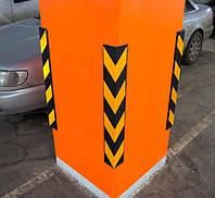 Как обеспечить защиту углов колон и повысить безопасность паркинга?