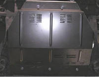 Защита двигателя Ситроен С8 / Citroen С8 2002-2010, фото 1