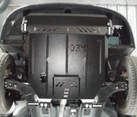 Защита двигателя Део Ланос / Daewoo Lanos 2011-, фото 1
