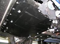 Защита двигателя Фиат Добло / Fiat Doblo II поколение 2010-, фото 1