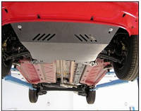 Защита двигателя Фиат Панда / Fiat Panda 2003-2012