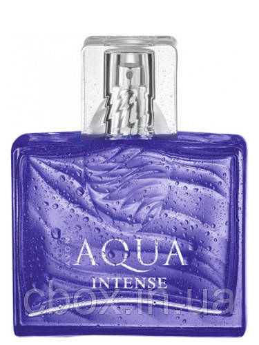 Туалетна вода чоловіча Aqua Intense for Him, Avon, Аква Інтенс для нього Ейвон, 52901, 75 мл