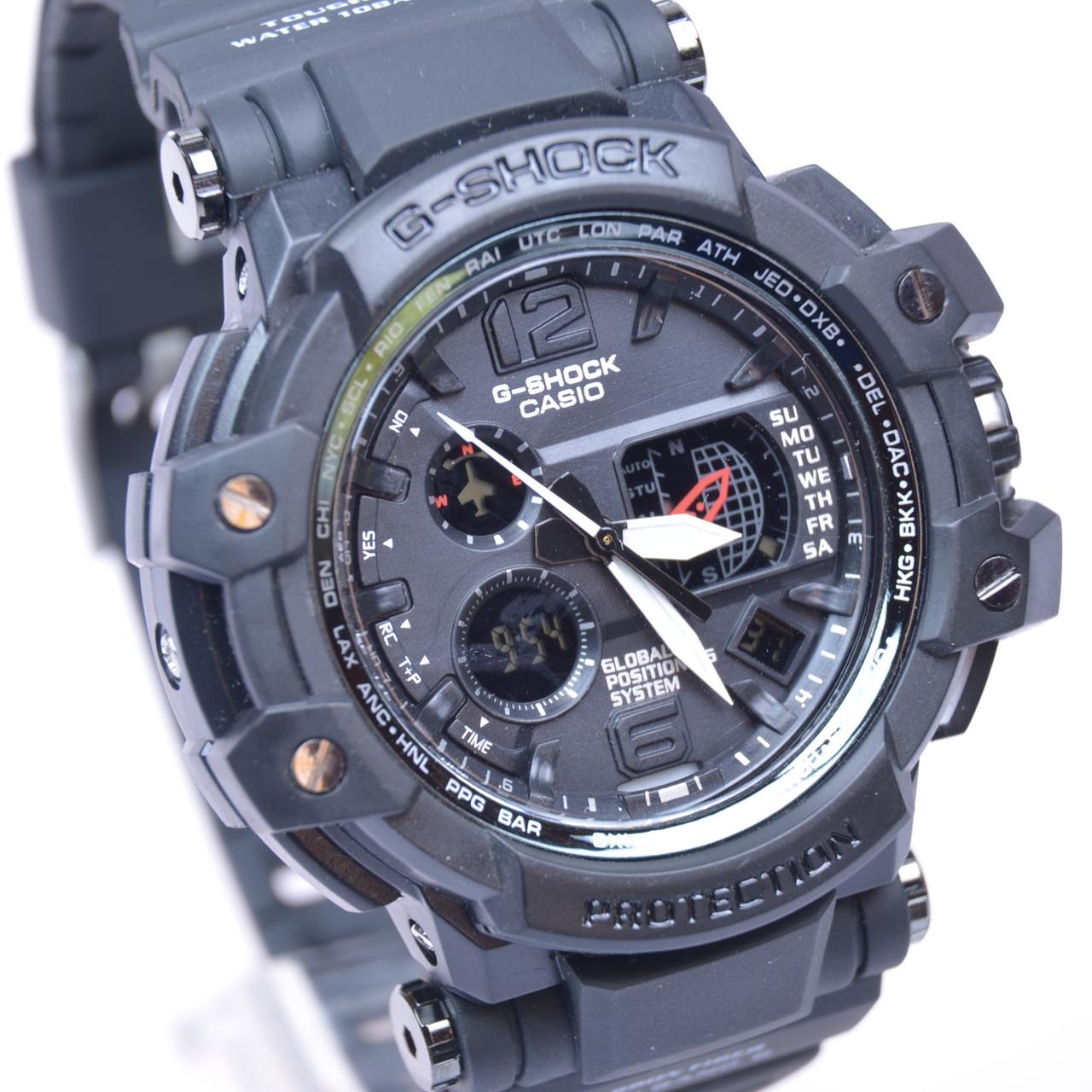 Мужские наручные часы Casio G-SHOCK  GW-A1100 (копия)