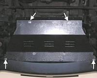 Защита двигателя Хюндай Терракан / Hyundai Terracan 2001-2007