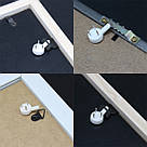 Картина по номерам (на цветном холсте) DIY Babylon Premium Закат над Нилом (NB419) 40 х 50 см, фото 5