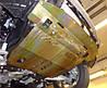 Защита двигателя Инфинити JX35 / Infiniti JX 35 2013-