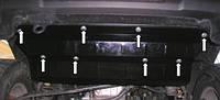 Защита двигателя Джип Вранглер / Jeep Wrangler Rubicon CRD 2008-