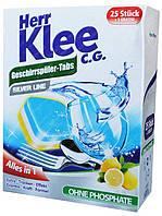 КLEE таблетки 30шт д/посудомоечных машин 48970