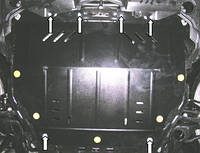 Защита двигателя Мазда 6 / Mazda 6 GH 2007-2012, фото 1