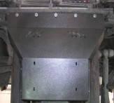 Защита двигателя Мерседес-бенц Актрос / Mercedes-Benz Actros 2003-2008