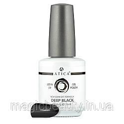 Гель-лак Atica Deep Black 02, 7,5 мл