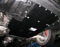Защита двигателя Митсубиши Лансер / Mitsubishi Lancer Evolution X 2007-