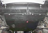 Защита двигателя Митсубиши Оутландер / Mitsubishi Outlander 2003-2010, фото 1