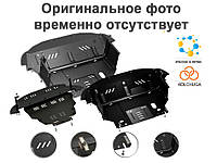 Защита двигателя Митсубиши Оутландер / Mitsubishi Outlander XL 2012-2017