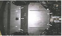 Защита двигателя Ниссан Теана / Nissan Teana I 2003-2008, фото 1