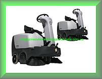 Подметальная машина с сиденьем для оператора Nilfisk SR 1000 S P