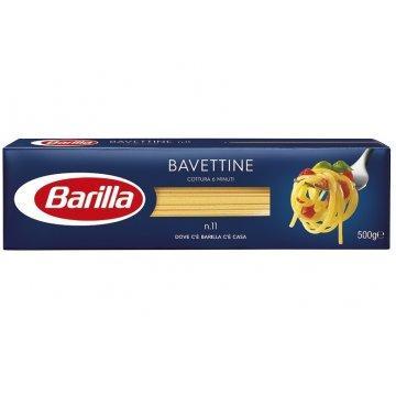Спагетти Barilla Bavattine spaghetti n.11 0,5 kg