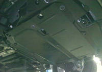 Защита двигателя Опель Антара / Opel Antara 2011-