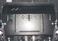 Защита двигателя Пежо 208 / Peugeot 208 2012-, фото 1