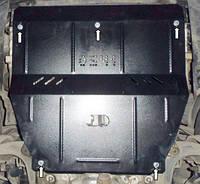 Защита двигателя Пежо 407 / Peugeot 407 2004-2010, фото 1