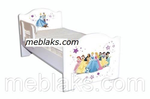 Кроватка детская эксклюзив Принцесса Mebelkon