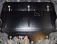 Защита двигателя Шкода Фабиа / Skoda Fabia II 2007-