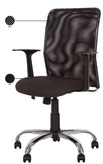 Кресло для персонала Nexus chrome - Украинский Стандарт в Харькове