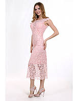 Платье Авелин розовое   Enigma