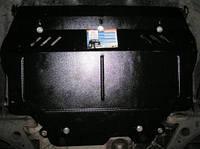 Защита двигателя Фольцваген Кадди / Volkswagen Caddy WeBasto 2004-2010, фото 1
