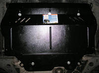 Защита двигателя Фольцваген Кадди / Volkswagen Caddy WeBasto 2011-, фото 1