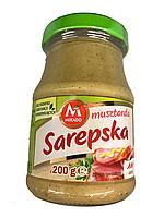 Mikado Musztarda Sarepska горчица острая 200g