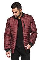 Мужская стеганная деми - куртка (48-58)