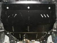 Защита двигателя Фольцваген Поло / Volkswagen Polo 2009-, фото 1