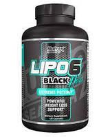 Lipo 6 Black Hers (120 caps) жиросжигатель