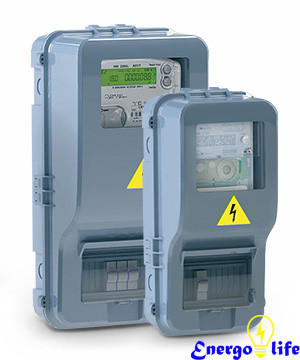 Ящик для счетчика электроэнергии DOT.1 НиК - Energo Life в Днепропетровской области