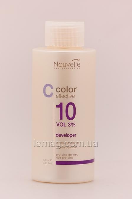 Nouvelle X-Chromatic Cream Peroxide Окислительная эмульсия 3%, 100 мл