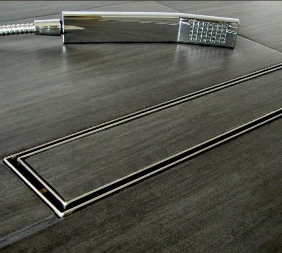 Душовий канал Cedor Super Slim під плитку 80 см