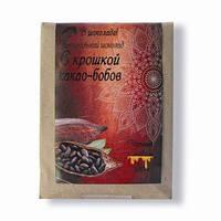 """Натуральный шоколад на меду """"С крошкой какао-бобов"""""""