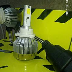 Светодиодная автолампа V1 LED HB4 9006 3600LM DC9-30V ближний свет 20Вт  (цена за 1шт)