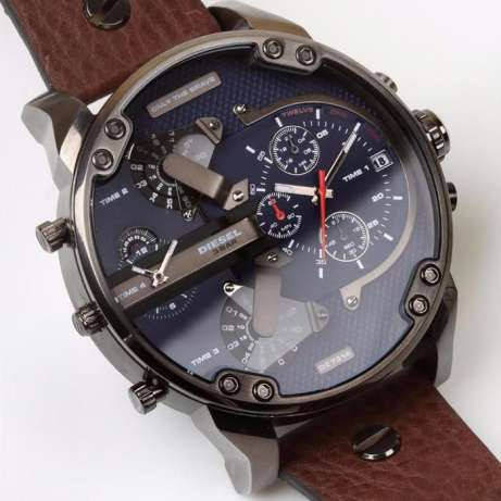 Мужские часы Diesel Brave, качественная реплика -