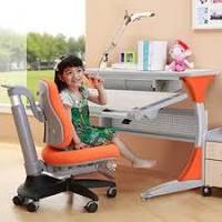 Комплект детской мебели : стол BR-333CG ТИК new Comf-Pro+КУ-518, фото 1