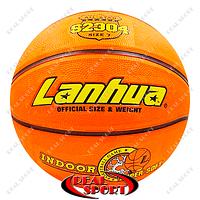 Баскетбольный мяч №7 Lanhua S2304 Super Soft Indoor
