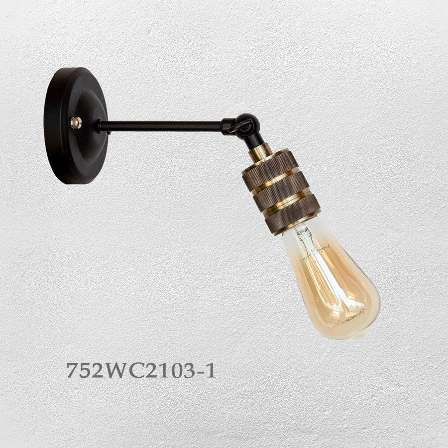 Бра 52-WС 100 мм.  2101-2106