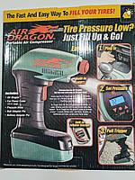 Воздушный компрессор Air Dragon Portable Air Compressor от прикуривателя