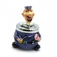 Пепельница Полицейский