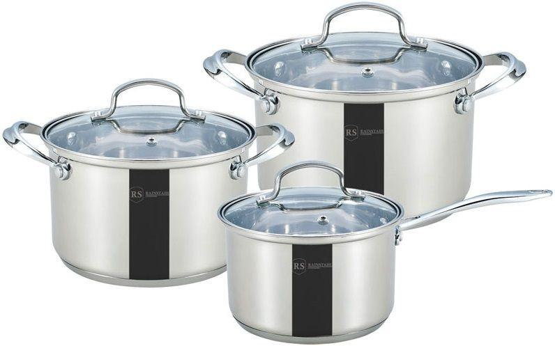 Набор посуды Rainstahl RS 1616-06