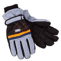 Перчатки для мальчика TuTu 198 .арт. 3-003884(7-9,10-11)